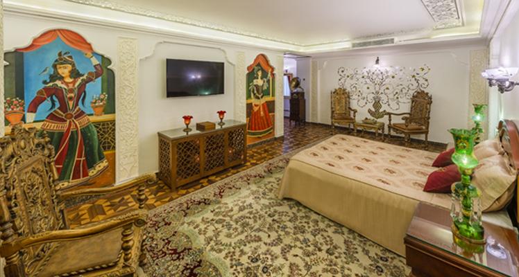 اتاق لوکس در مشهد