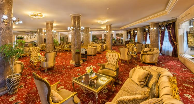 رستوران های در مشهد
