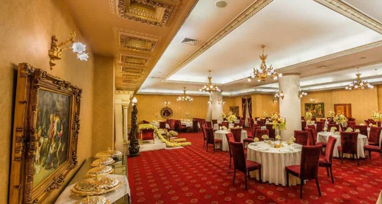رستوران های لوکس در مشهد