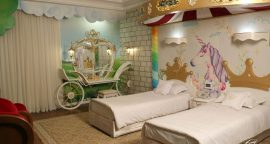 رزرو هتل قصر طلایی نزدیک حرم با قیمت استثنایی در کمترین زمان