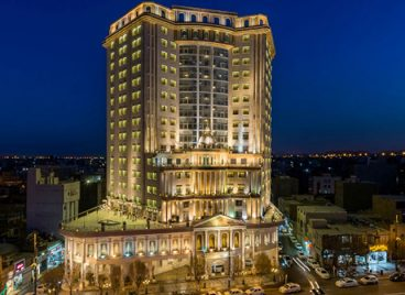 هتل بین المللی قص طلایی