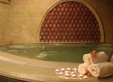 رزرو ماساژ هتل قصر طلایی