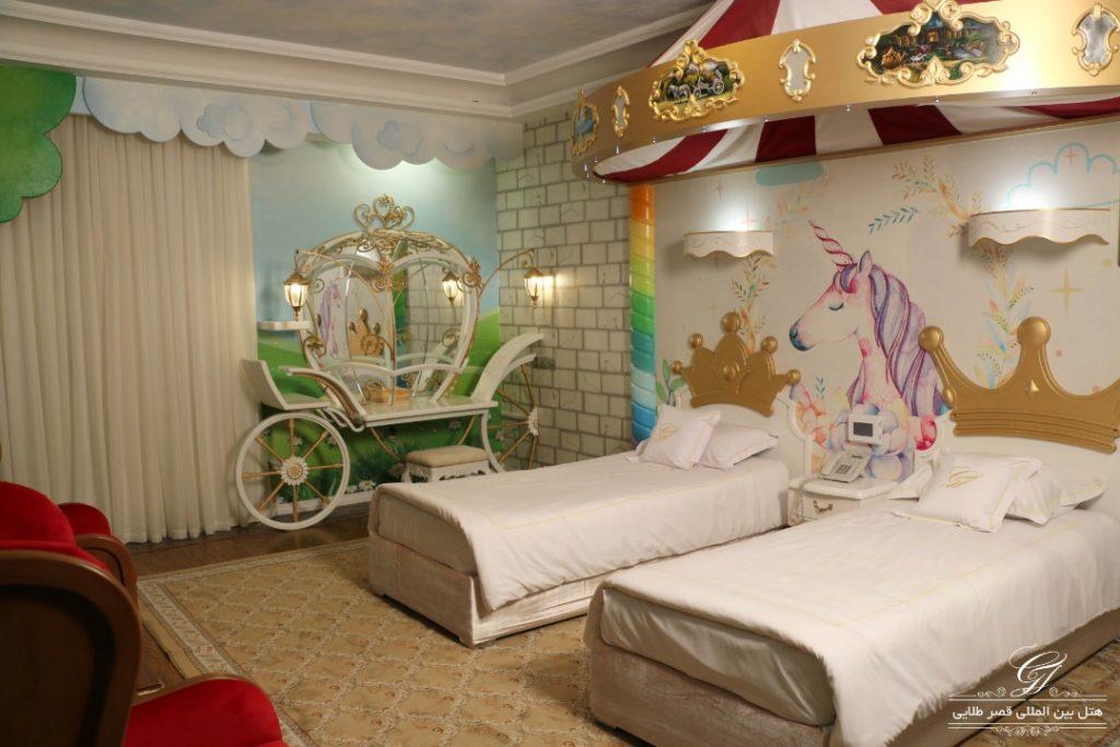هتل بین الملی قصر طلایی