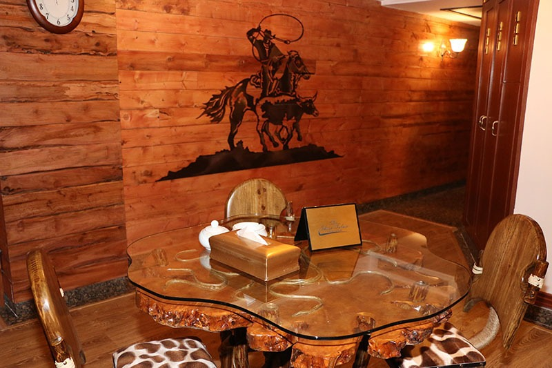اقدامات پیشگیرانه هتل قصر طلایی در مقابل کرونا