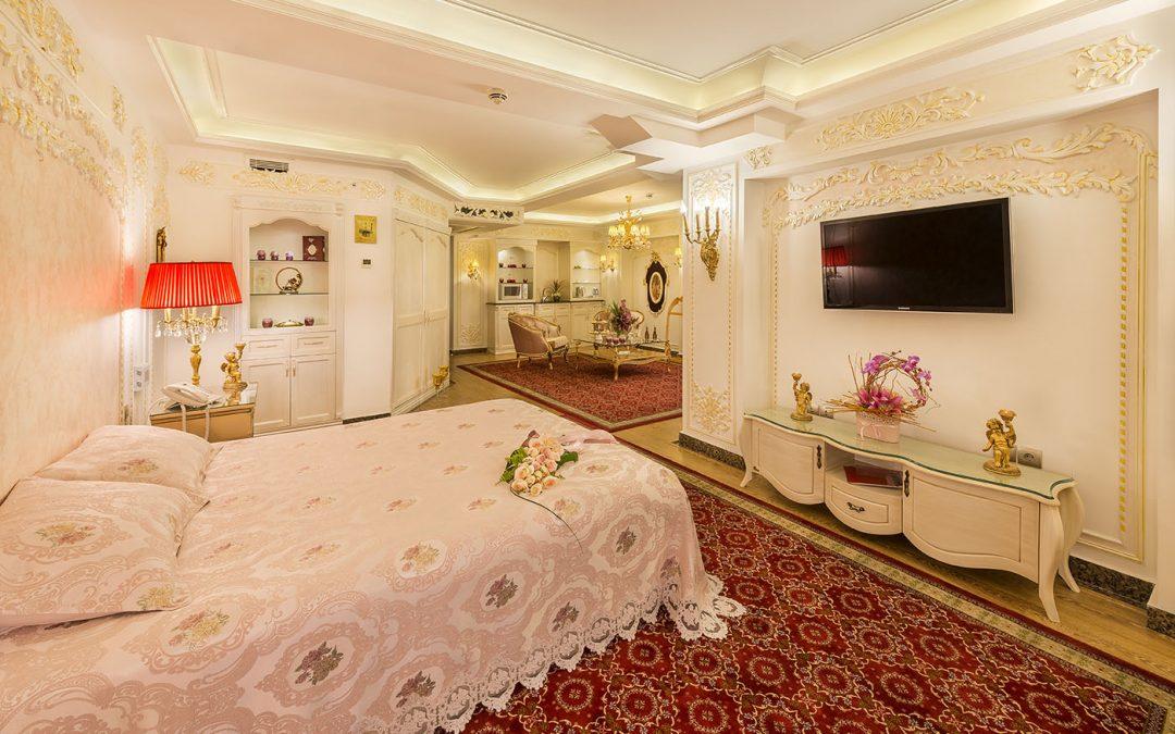 رزرو اتاق پرنسس رویال هتل قصر طلایی چرا و چگونه؟