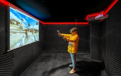 اتاق VR